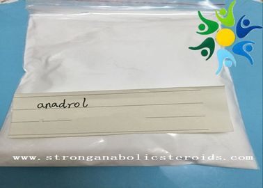 China Pharmaceutical Powder Oral Anabolic Steroids Anadrol Oxymetholone CAS 434-07-1 supplier