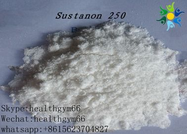 China Nature Test Sustanon 250 Pure Testosterone Steroid Injections Test Powder supplier