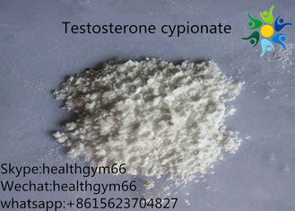 China CAS 58-20-8  Test Cypionate Anabolic Steroids Testosterone Bodybuilding Gear supplier