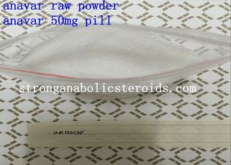 China CAS 53-39-4 anabolic bodybuilding supplements Oxandrolone 50MG Oral Tablet Anavar Pills supplier