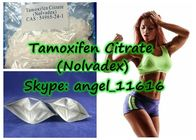 China Healthy Body Anticancer Drug Tamoxifen Citrate Nolvadex CAS no. 54965-24-1 factory
