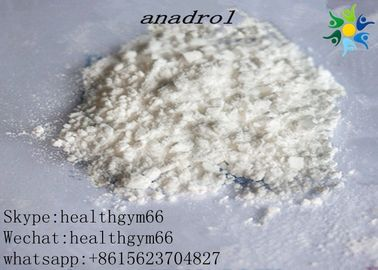 China Safety Medical Primobolan Steroids Muscle Growth Hormone Anadrol Oxymetholone factory