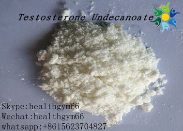 China Strongest Anabolic Test Undecanoate Testosterone Steroid Hormone CAS 5949-44-0 factory
