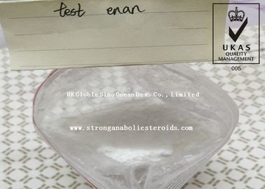 China Test E Powder 315-37-7 Weight Loss Steroids , Sex Steroid Hormone Testosterone Enanthate distributor