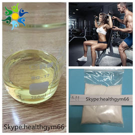 China Pharmaceutical Yellow Liquid NPP 200Mg/ml Injectable Anabolic Steroids Nandrolone phenylpropionate factory