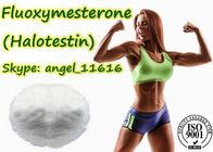 Natural Test Anabolic Steroid Fluoxymesterone / Halotestin Powder For Healthy Fitness